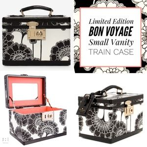 KSNY x Florence Broadhurst Small Vanity Train Case